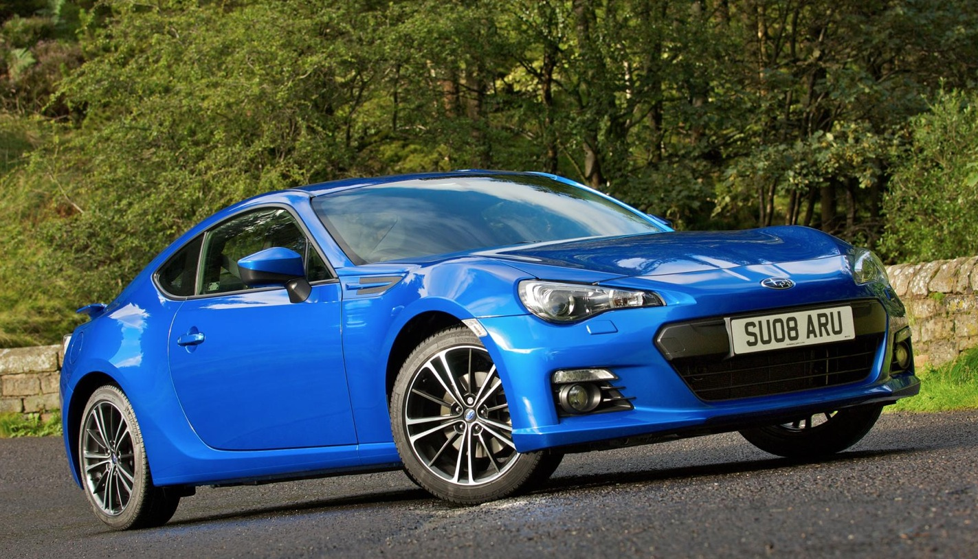 subaru brz prices slashed by 2 500 in the uk autoevolution. Black Bedroom Furniture Sets. Home Design Ideas