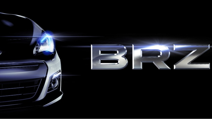 Subaru BRZ Production Model Teaser Released