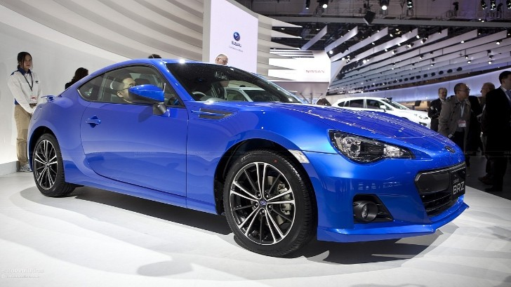 Subaru BRZ Sports Coupe Coming to Australia in 2012