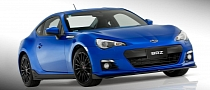 Subaru BRZ Sports Pack Launched in Australia [Photo Gallery]