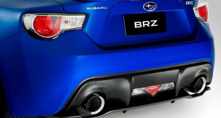Subaru BRZ STI Kit Revealed in Sydney [Photo Gallery]