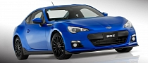 Subaru BRZ STI Will Have 280 HP Turbo Boxer