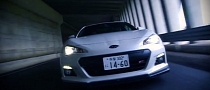 Subaru BRZ tS Makes Video Debut [Video]
