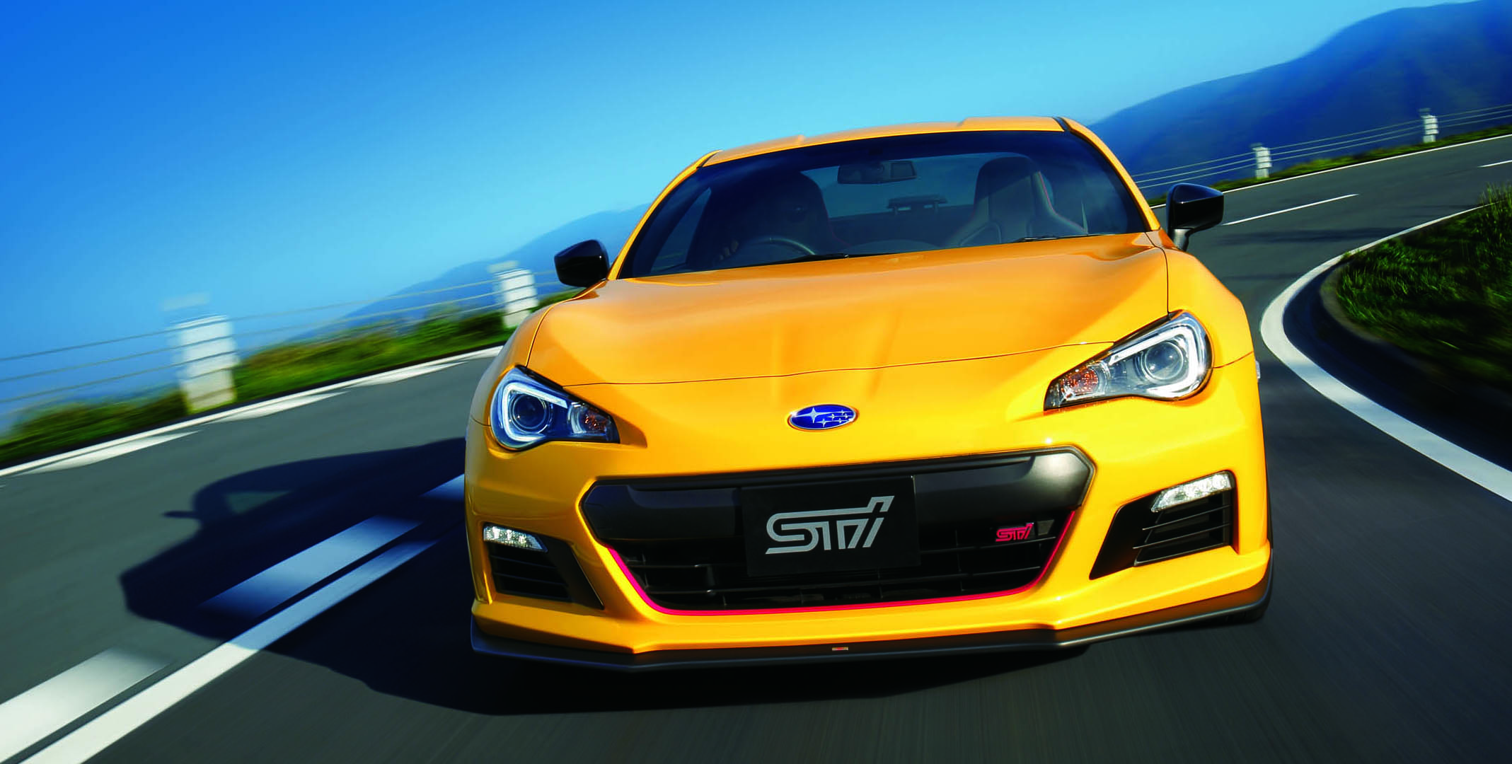 subaru brz ts sti launched in japan tweaked suspension. Black Bedroom Furniture Sets. Home Design Ideas
