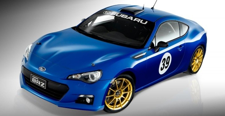 Subaru BRZ Tuned by PBMS