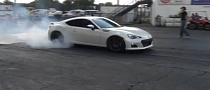 Subaru BRZ Turbo Does Quarter Mile in 11.3 Seconds [Video]