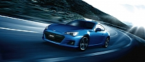 Subaru BRZ US Debut Confimed for Detroit Auto Show