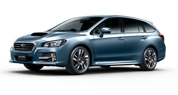 Subaru Confirms Levorg Wagon For British Market Coming Fall 2017 Video Autoevolution