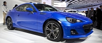 Subaru Confirms Turbocharged BRZ