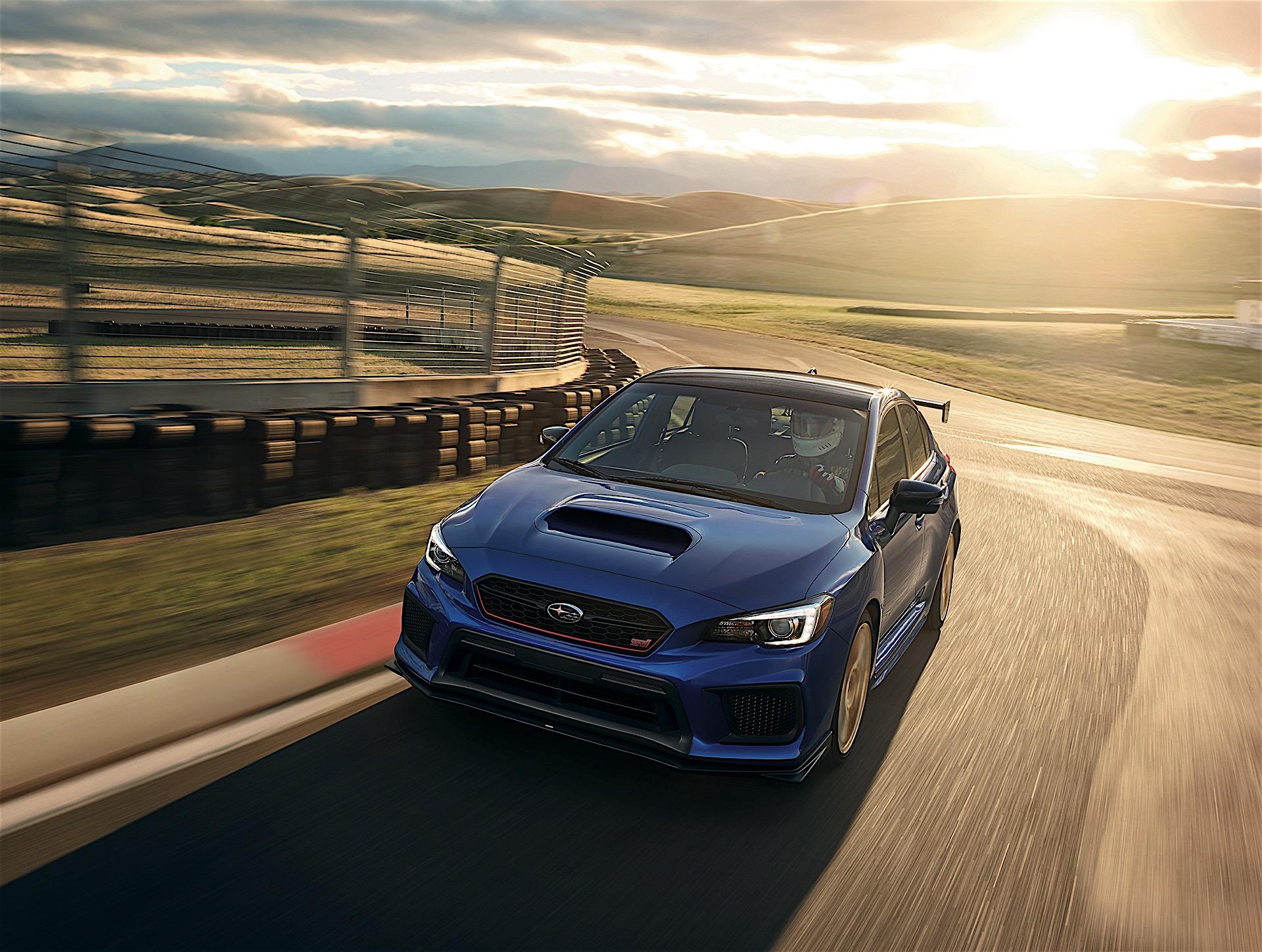 Subaru Continues to Tease its Upcoming STI Models