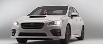 Subaru Details Redesigned 2015 WRX [Video]
