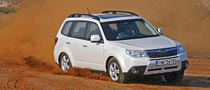 Subaru Forester 2.0D SureTrak Special Edition Launched