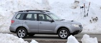 "Subaru Forester Achieves ""Snowsport"" First in UK"