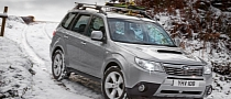 Subaru Forester Recalled for Seatbelt Problem