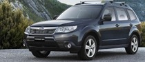 Subaru Forester X Columbia Launched in Australia