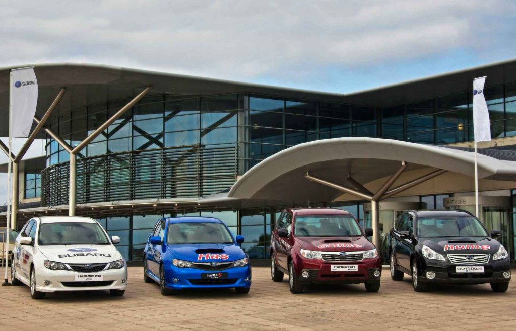 Car Dealerships In Green Bay >> Subaru Guernsey Dealership Opens Again - autoevolution