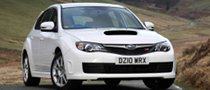Subaru Impreza WRX and WRX STI Get Free Upgrades in the UK