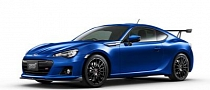 Subaru Launches BRZ tS in Japan