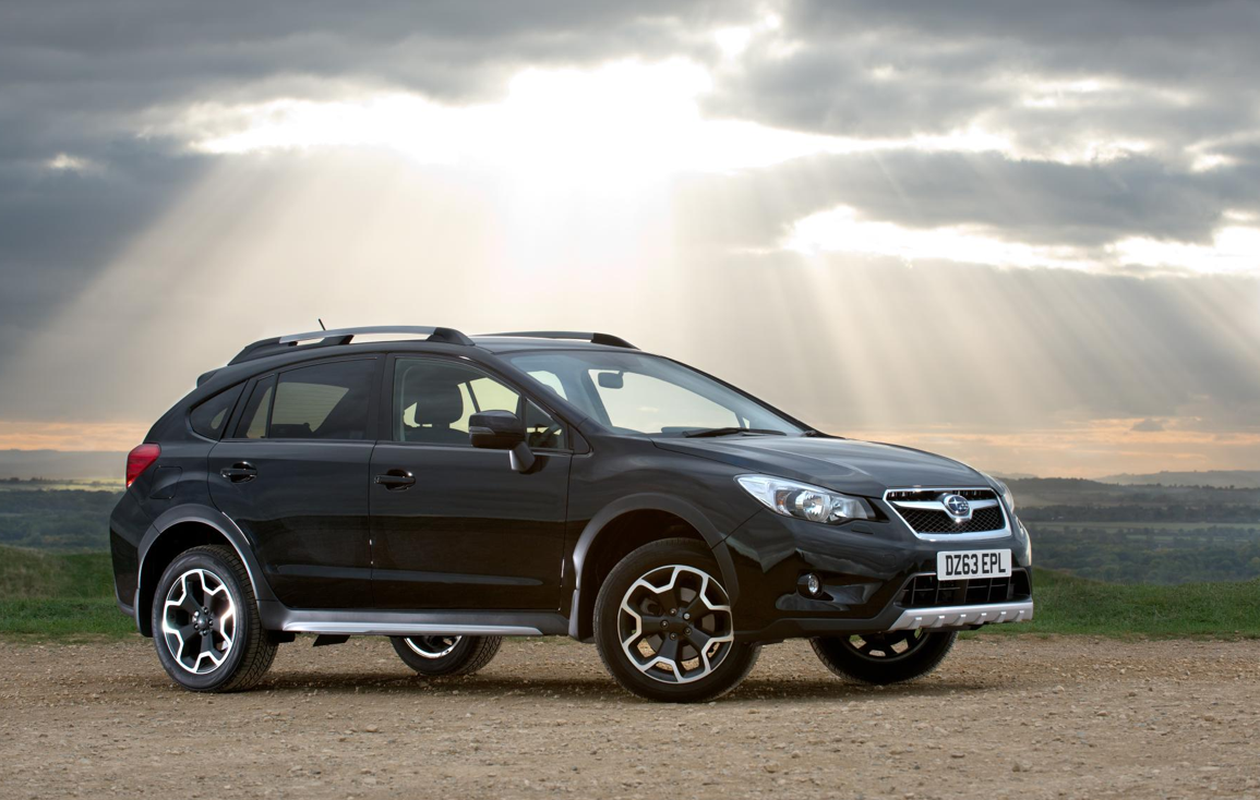 Subaru Launches Xv Black Edition In The Uk Autoevolution