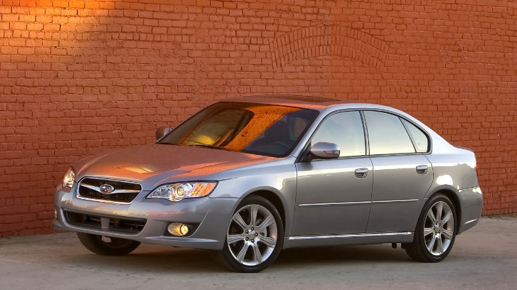 Subaru Legacy and Outback Recalled Over Brake Problems