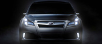 Subaru Legacy Concept to Be Displayed at Detroit