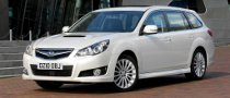 Subaru Legacy is Japan's Safest Car