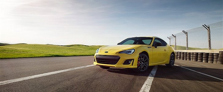 subaru made a special edition of the 2017 brz will only sell 500. Black Bedroom Furniture Sets. Home Design Ideas