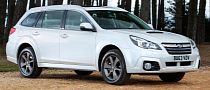 Subaru Outback Bets 2.0-Liter Diesel with Auto Gearbox in Britain