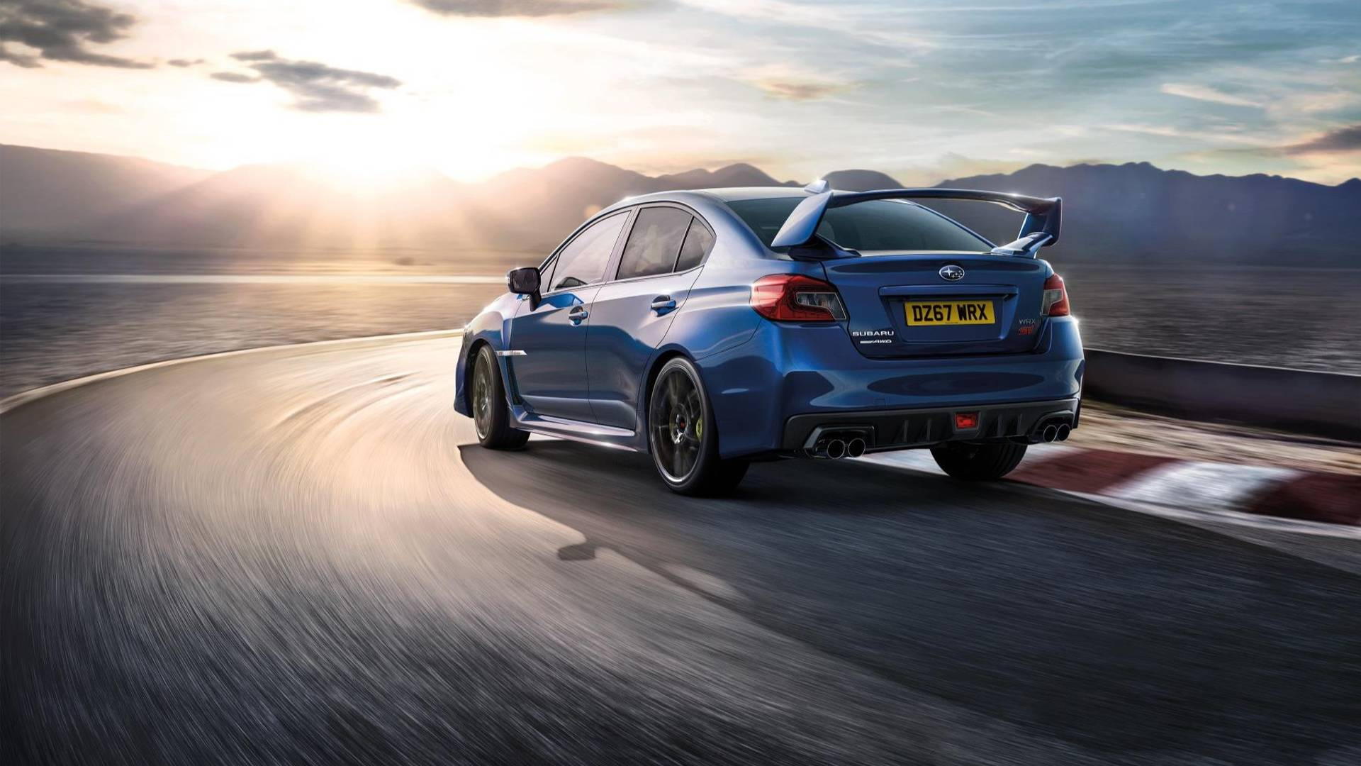 Subaru Phases Out Wrx Sti From Uk Lineup With Final