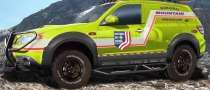 Subaru Presents Mountain Rescue Forester