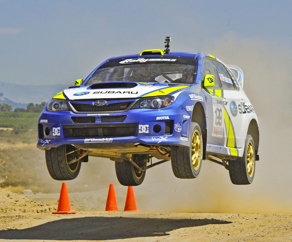 Subaru Rally Team USA Presents 2011 Rally Cars - autoevolution