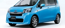 Subaru Refreshes Stella Kei Car for 2013 Model-Year