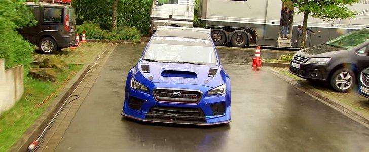 2018 subaru ra. exellent 2018 subaru teases wrx sti type ra nbr special gunning for nurburgring lap  record  autoevolution 2018 subaru ra e