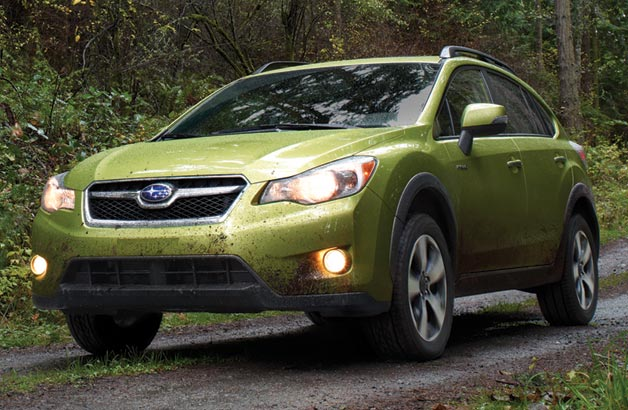 Subaru to Reveal All-New Performance Car, XV Crosstrek Hybrid in New York