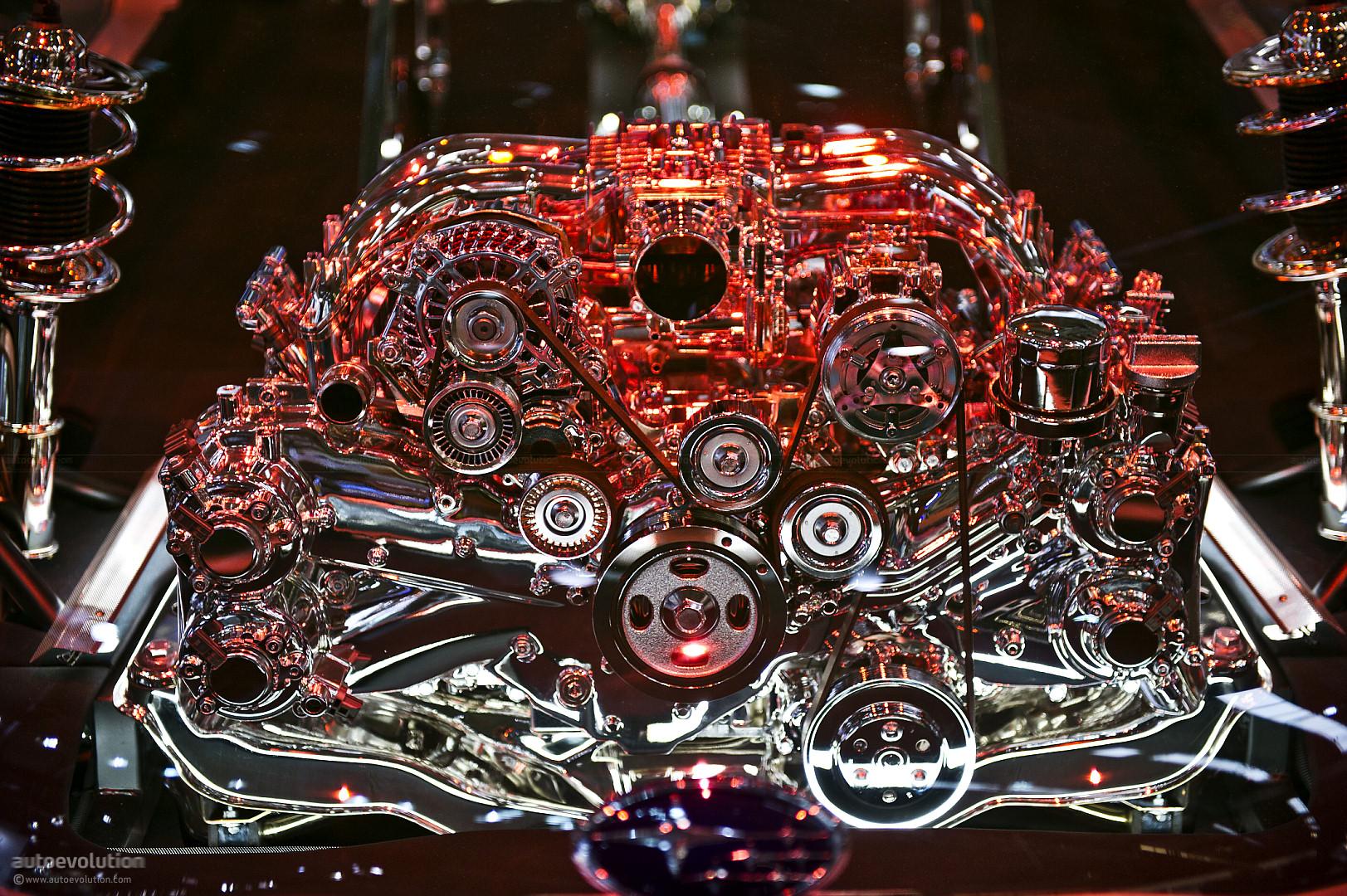 New Subaru Turbo Engines Coming in 2012 - autoevolution