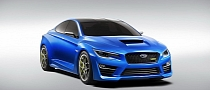 Subaru WRX Concept Design Explained [Video]