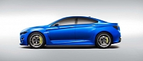 Subaru WRX Concept Leaked Photos [Photo Gallery]