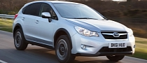 Subaru XV Crossover UK Pricing Announced
