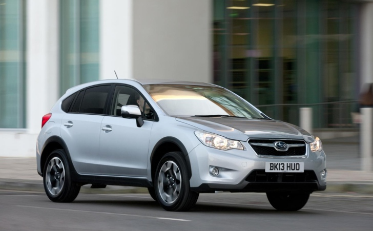 Subaru XV Gets New Discount in the UK