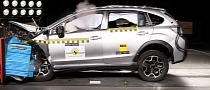 Subaru XV Receives Five-Star Euro NCAP Rating [Video]
