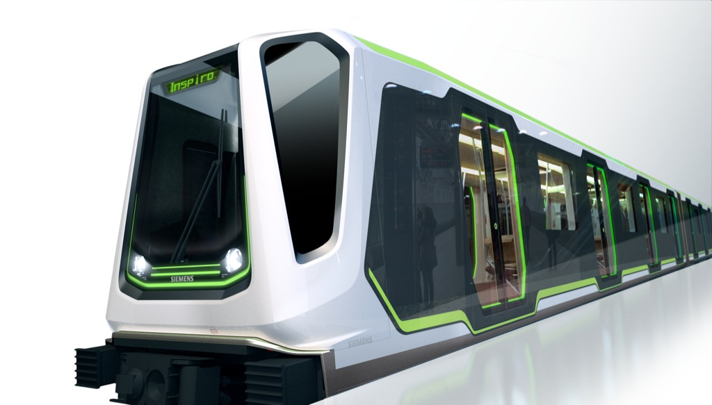 subway of the future metro inspiro by bmw and siemens. Black Bedroom Furniture Sets. Home Design Ideas