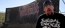 Suicidal Tendencies, Metal Mulisha, Bikes and Girls Fighting [Video]