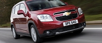 Summer Savings on Chevrolet Spark, Captiva and Orlando in the UK