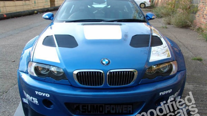 Sumo Power BMW E46 M3 GTR Was Built for EA Games [Photo Gallery]