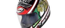 Suomy Max Biaggi Replica Helmet Introduced