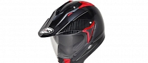 Suomy Shows MX Tourer Handmade Composite Helmet [Photo Galleries]