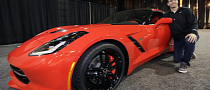 Super Bowl MVP Joe Flacco Gets a 2014 Corvette Stingray