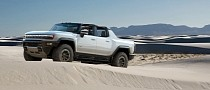 Super Cruise the 2022 GMC HUMMER EV and Allow Silent Automatic Lane Changes
