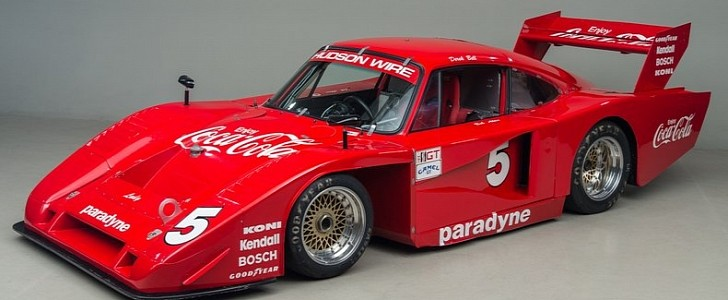 Super GTP 935 Is Not the Race Car Porsche Had in Mind