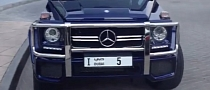 Super-SUV Royalty: Three G63 AMGs in Dubai [Video]